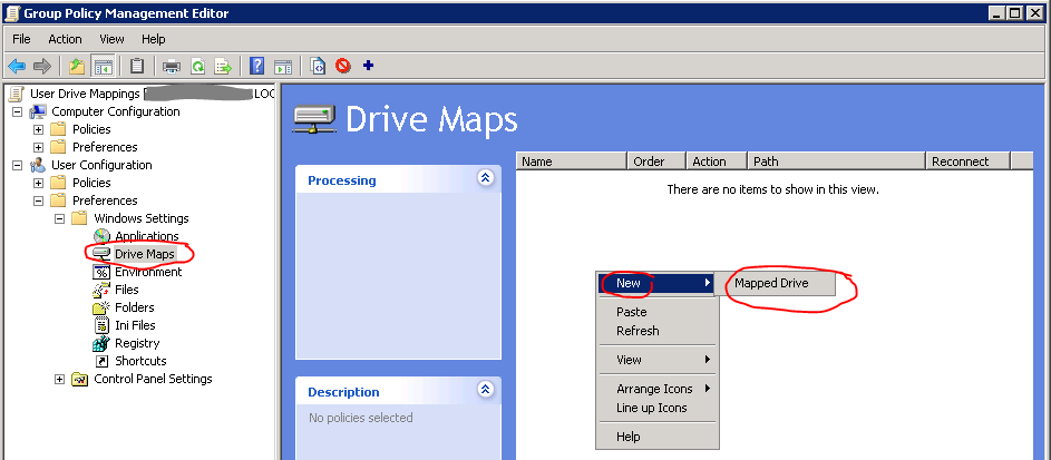 Drive Mapping Basics | LAN-Tech Network Management on