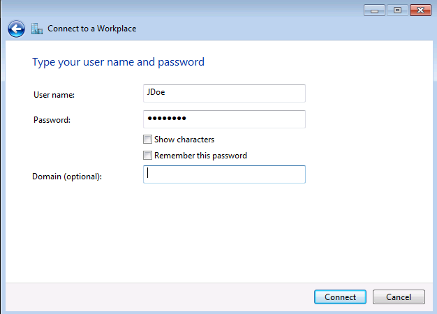 How to join a Windows Domain using a VPN | LAN-Tech Network