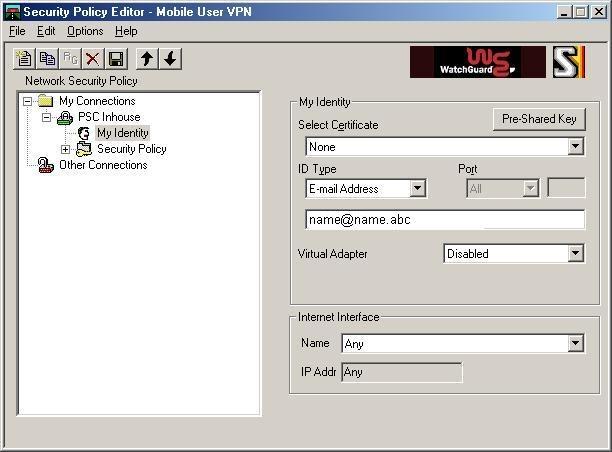 Netgear vpn client for mac catalina